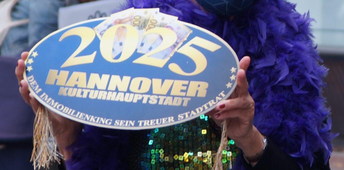 Unser Beitrag zur Parade  des UJZ Korn durch die Nordstadt & Einladung zum nächsten Offenen Treffen