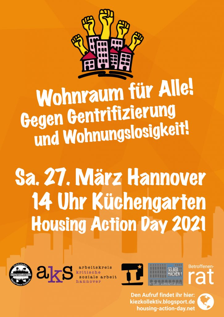Plakat-Housing-Action-Day